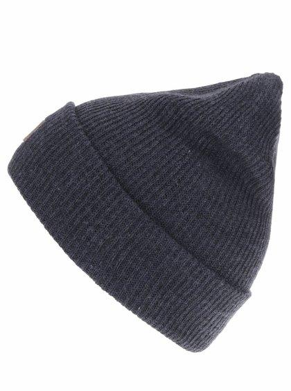 Tmavomodrá pánska čiapka s logom Quiksilver Performer