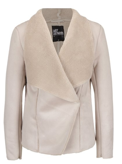 Jachetă crem Haily's Felia