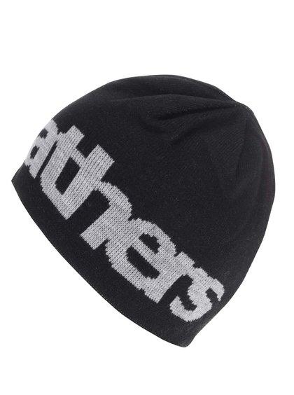 Čierna pánska obojstranná čiapka Horsefeathers Fuse