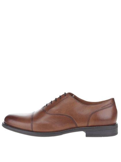 Pantofi maro cu șiret Vagabond Salvatore