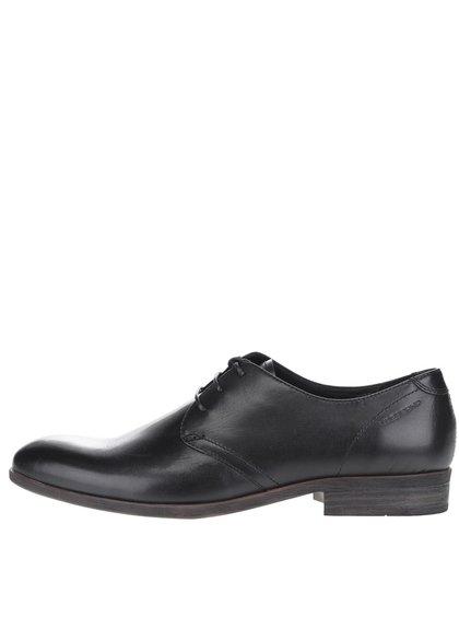 Pantofi negri Vagabond Hustle din piele