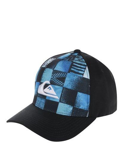Modro-černá klučičí kšiltovka Pintails Quiksilver