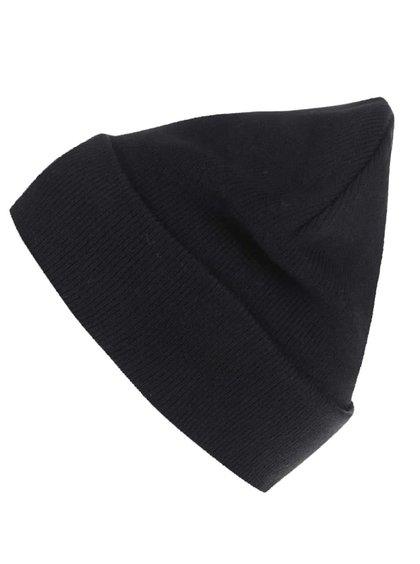 Čierna čapica ONLY & SONS Cell