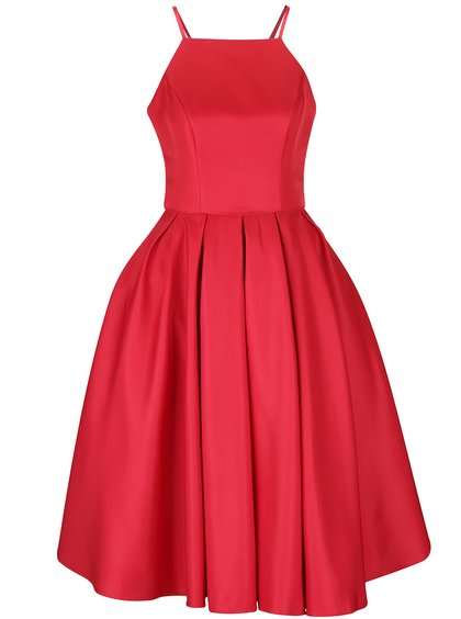 Rochie roșie Chi Chi London Amity