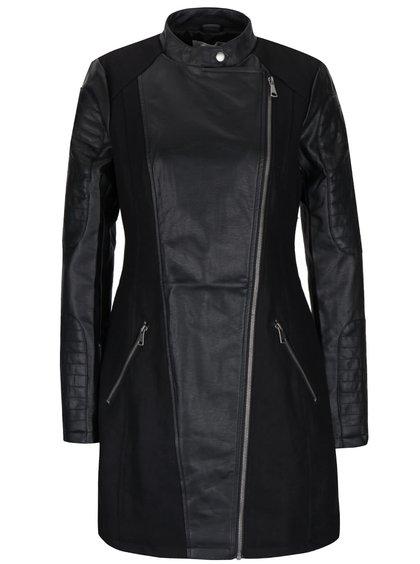 Čierny dámsky kabát Desires Gedion