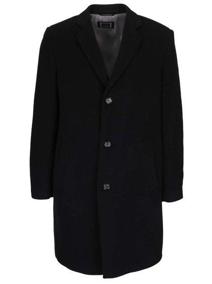 Čierny pánsky kabát bugatti