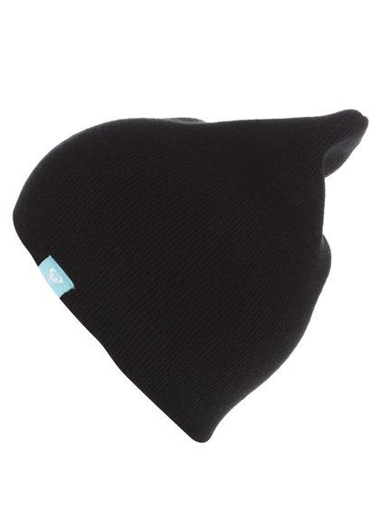 Čierna zimná čapica Roxy Daretodream