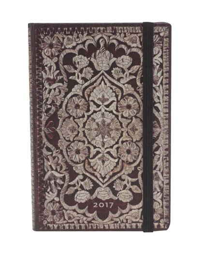 Agendă Paperblanks Rosa Mini 2017