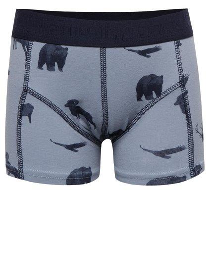 Boxeri albastru deschis name it Viono pentru băieți