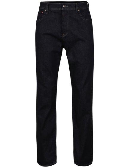 Tmavomodré strečové nohavice Original Penguin Flannel