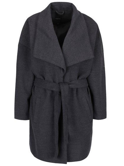 Šedý kabát b.young