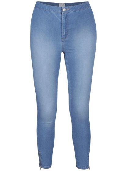 Modré džíny Miss Selfridge Steffi