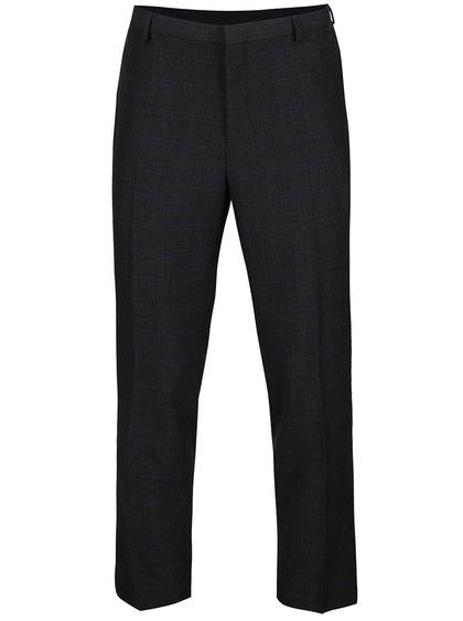 Pantaloni albastru ultramarin Burton Menswear London