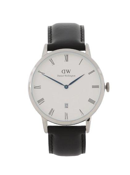 Pánské hodinky ve stříbrné barvě DAPPER Sheffield Daniel Wellington
