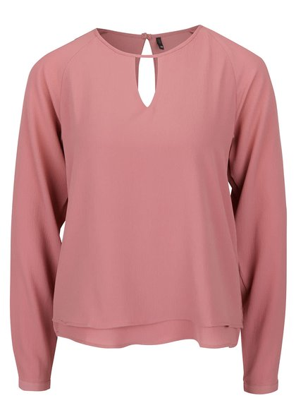 Bluză ONLY Mariana roz