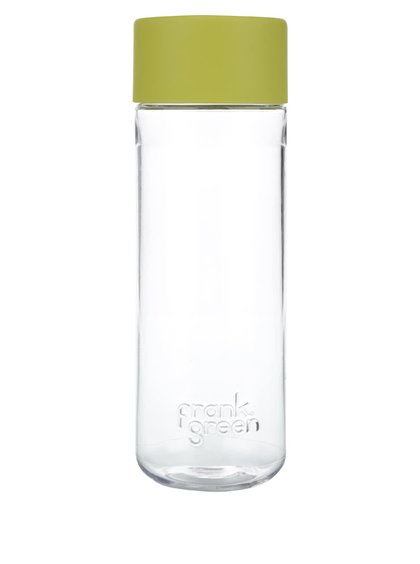 Sticlă cu capac verde SmartBottle Frank Green 740 ml