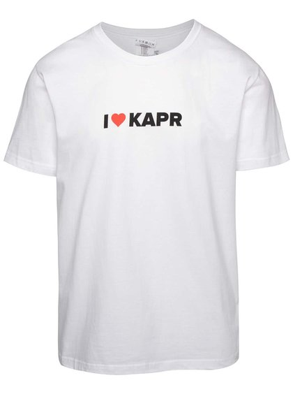 Pánské tričko ZOOT Originál I ♥ KAPR