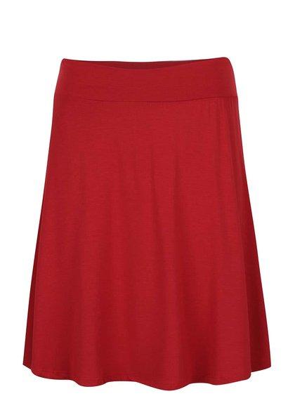 Červená sukňa ZOOT