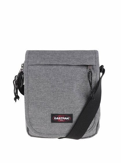 Geantă crossbody gri Eastpak Flex