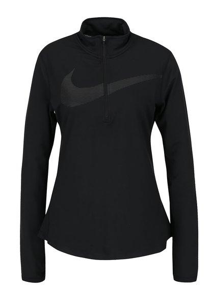 Bluză sport neagră Nike Dry Element pentru femei