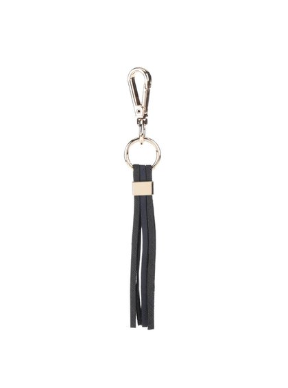 Čierna kľúčenka Paul's Boutique Long thin