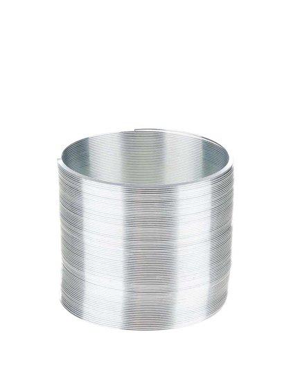 Arc argintiu Ridley's Springy din metal