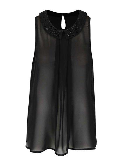 Bluză neagră ONLY Mattie