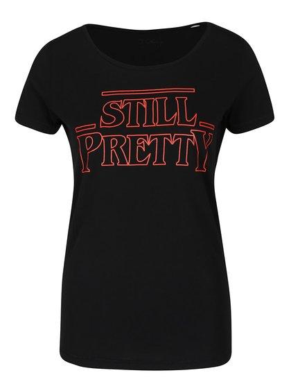 Černé dámské tričko ZOOT Originál Still Pretty