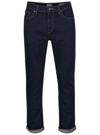 Tmavě modré regular džíny ONLY & SONS Dips