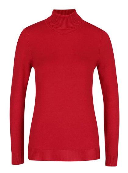 Helancă roșie tricotată Pietro Filipi