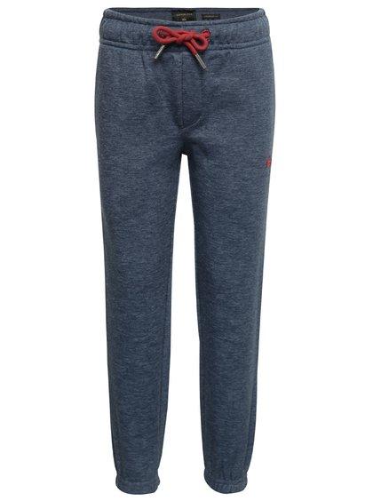 Pantaloni sport de băieți Quiksilver albaștri
