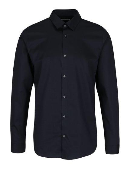 Tmavě modrá formální košile Jack & Jones Jake