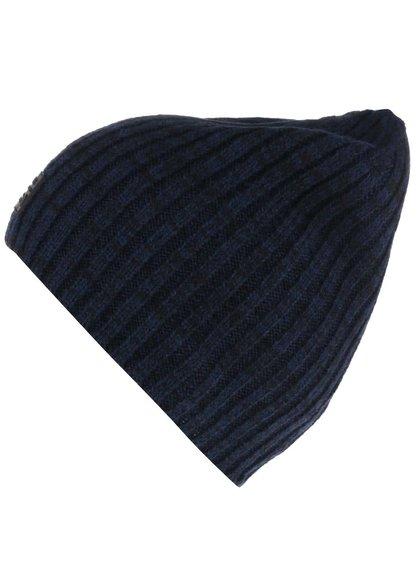 Černo-modrá čepice Blend
