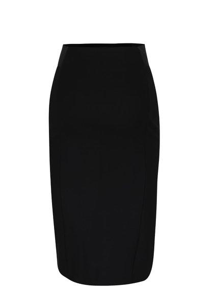 Černá těhotenská úzká  sukně Dorothy Perkins Maternity