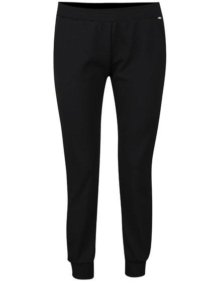 Pantaloni negri cu buzunare Rich & Royal