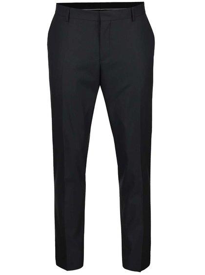 Tmavě šedé formální kalhoty Selected Homme Done Tuxleon