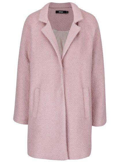 Ružový kabát Alchymi Rees