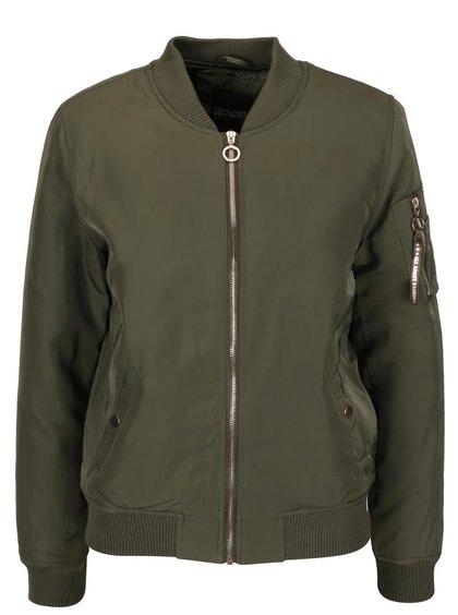 Jachetă bomber kaki Haily´s Lucia