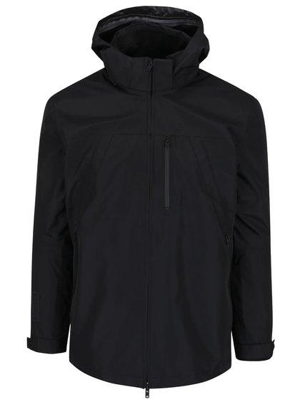 Černá zimní bunda 2v1 Jack & Jones Stone