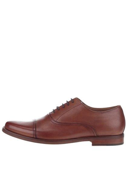 Pantofi maro ALDO Thobe din piele