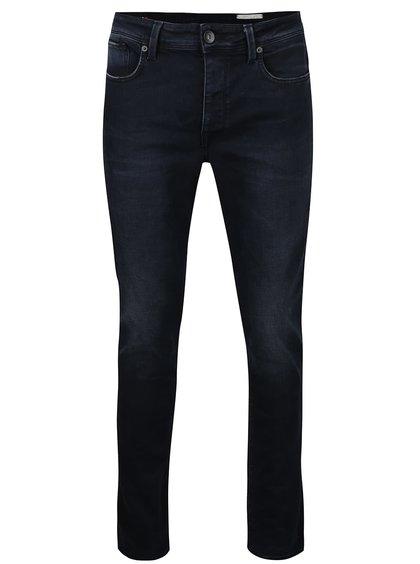 Tmavě modré džíny Selected Homme Fabios