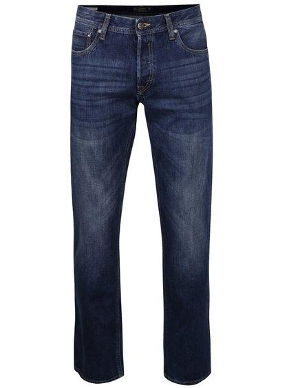 Tmavě modré džíny Jack & Jones Clark