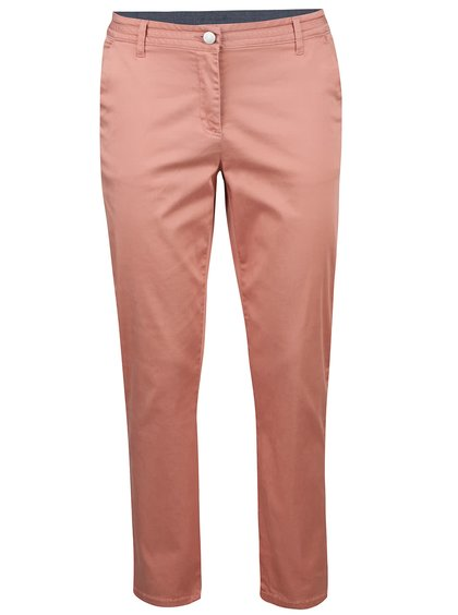 Růžové kalhoty Vila Chano