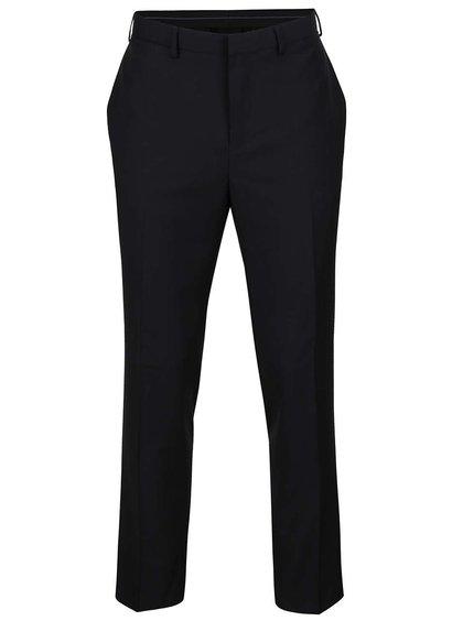 Pantaloni negri Burton Menswear London slim fit
