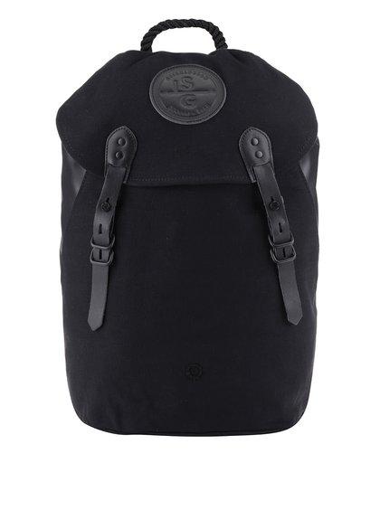 Černý batoh s klopou Stighlorgan Ryan
