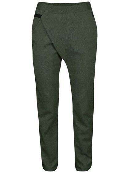Pantaloni verde închis Skunkfunk Deba
