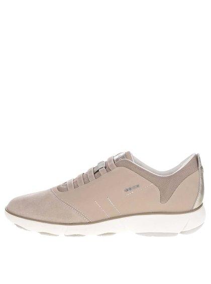 Pantofi sport bej de damă Geox Nebula