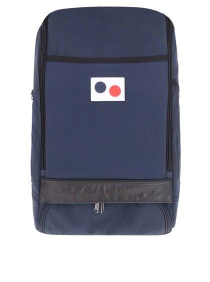Tmavě modrý unisex batoh pinqponq Cubik Large 22 l