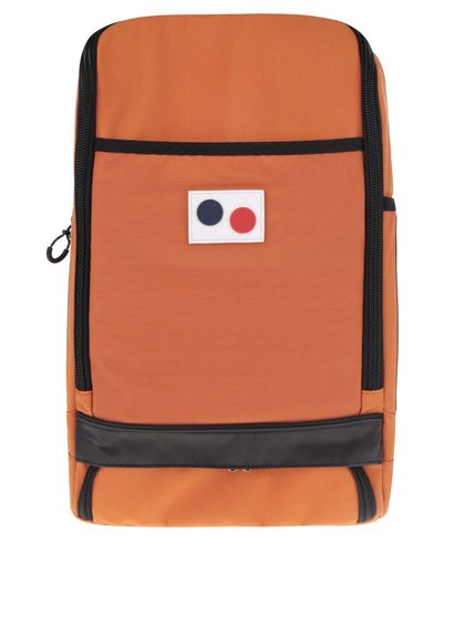 Rucsac portocaliu pinqponq Cubik Large Lava Orange 22 l