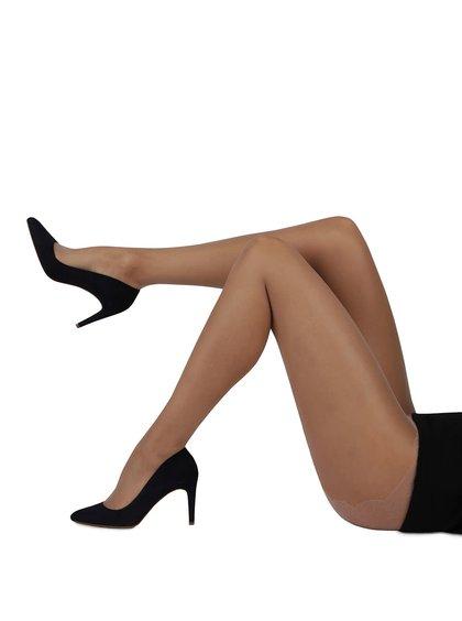 Tělové lesklé punčochové kalhoty Gipsy Soft shine 10 DEN